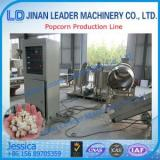 New Popcorn production line