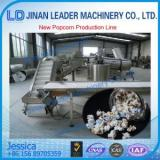 high rate of  finish product Popcorn production line