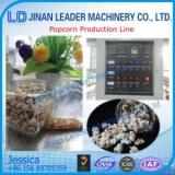 60-80kg/h Popcorn production line