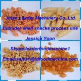 Stainless steel Automatic Screw/shell/chips frying food extrusion machine