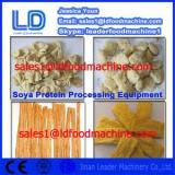 Hot sale Automatic Vegetarian Soya Meat Processing Equipment